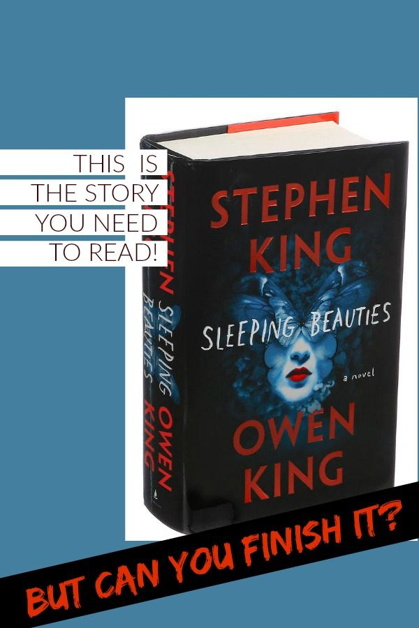 Sleeping Beauties By Stephen King And Own King Book Review A
