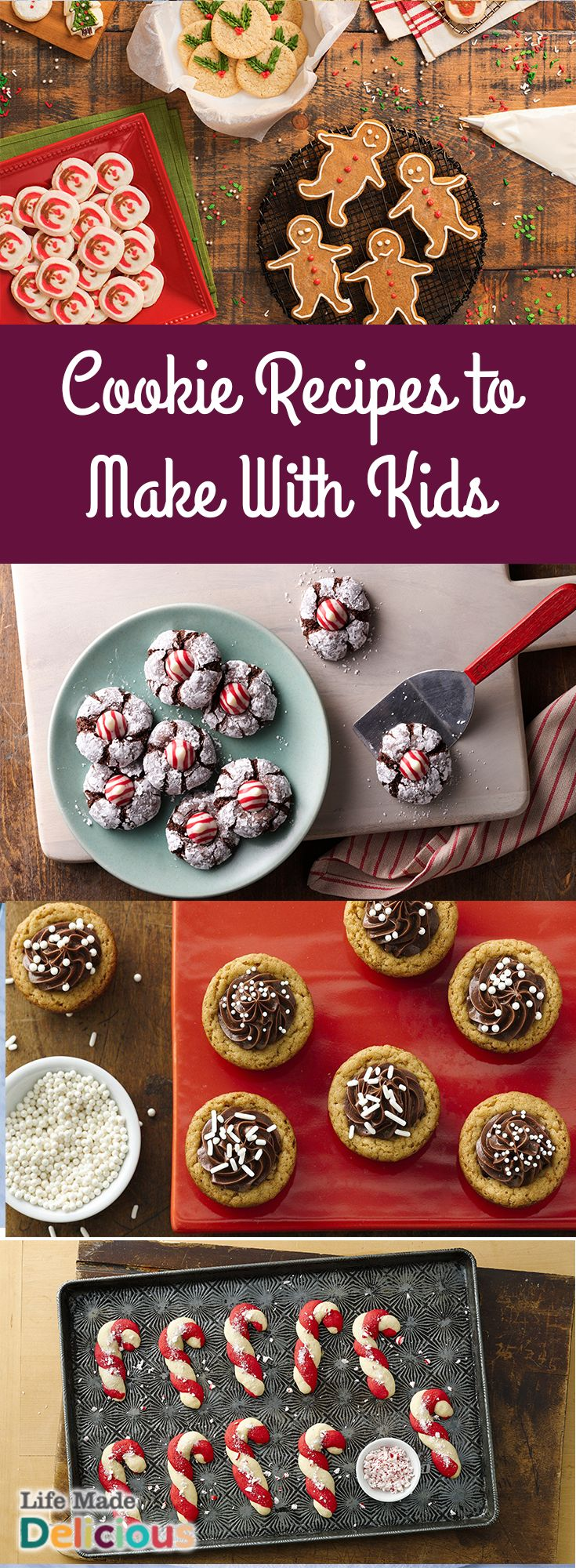 Holiday Cookie Recipes to Make With Kids