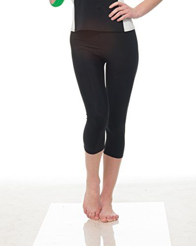 Undercover Waterwear Ladies Black Swim Leggings. CAPRI LEGGINGS gives extra coverage for swim, sport or resort so no BATHING SUIT needed. Wear them to swim, bike, hike, exercise or just as a cover up. LEGGING GIVE EXTRA SUN PROTECTION OF UPF 50+ for full day protection from the suns ultra-violet rays without needing to apply sunscreen. MADE FROM SWIMSUIT FABRIC which DRIES extra quickly and doesn't cling or weigh down when wet!. ALL OF OUR SWIMWEAR IS 80% Lycra and 20% Spandex. Which is…