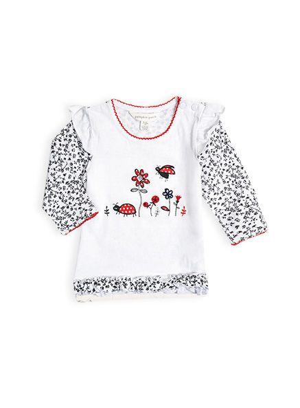 #DearPumpkinPatch Peyton needs some more t shirts as she has grown out her newborn ones