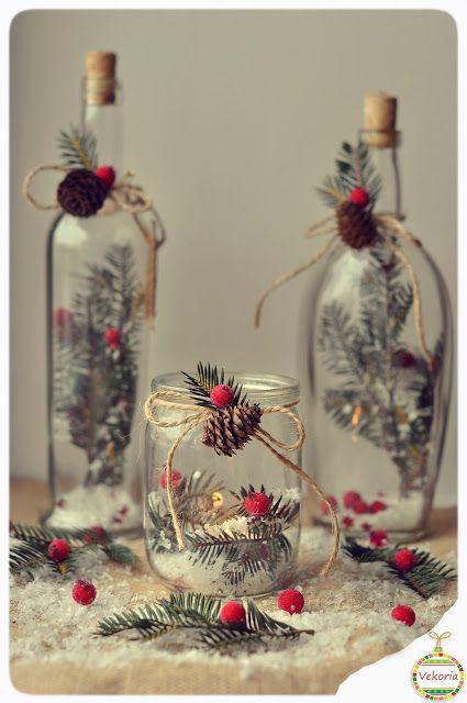 Vekoria.Tvorchesky rack Victoria Sokur: Christmas decor