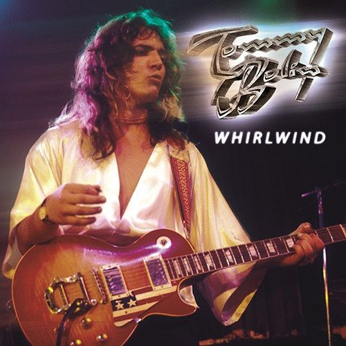 Tommy Bolin - Whirlwind on 2LP