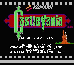 Castlevania.  I loved whipping Frankenstein and his nasty little friend.