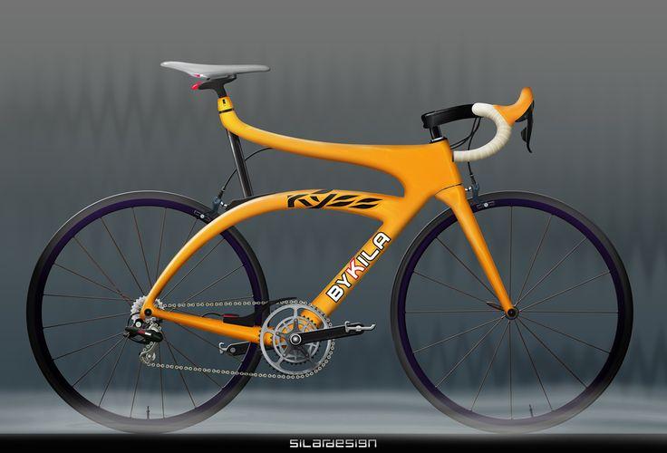 BYKILA personal bicycle racing project