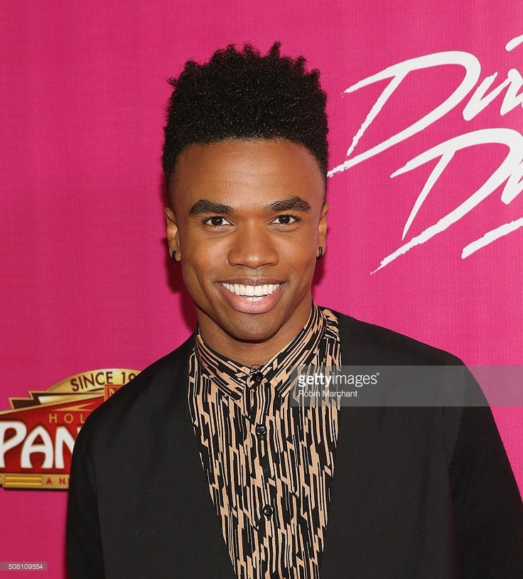 Luke Youngblood attends Opening Night Of 'Dirty Dancing The Classic Story On Stage' at the Pantages Theatre on February 2, 2016 in Hollywood, California.