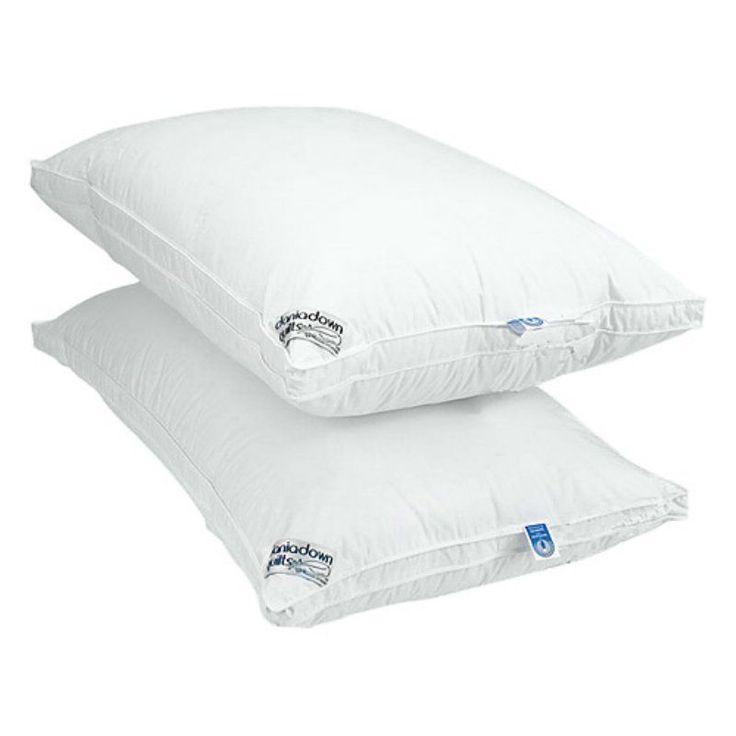 Daniadown Royal White Goose Down Pillow - 200010