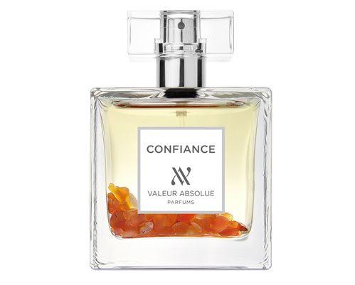 Les six nouveaux jus de Valeur Absolue : le flacon orange de Confiance