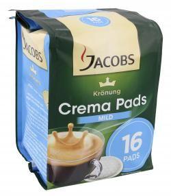 myTime Angebote Jacobs Krönung Crema Pads mild: Category: Kaffee, Tee & Kakao > Kaffee > Crema Item number: 4502090810…%#lebensmittel%