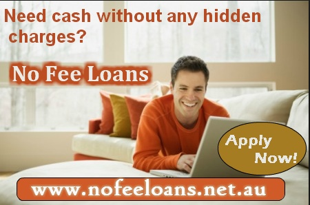 If you have a permanent citizenship of the Australia and looking for a financial help without any credit check process? Then, we at No fee loans for your urgency  of cash. During applying application  no processing fee will charged. These loans are in hassle free manner.