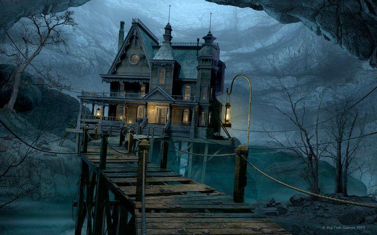 Résultats de recherche d'images pour «haunted house»