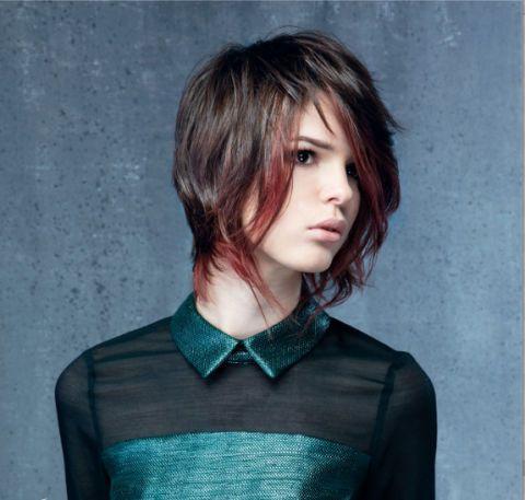 I tagli e le acconciature più cool proposti dagli stilisti e dagli hair designer per l'inverno 2016 2017