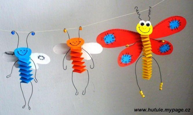 Tvoření z papíru - Tvoření u Hutule