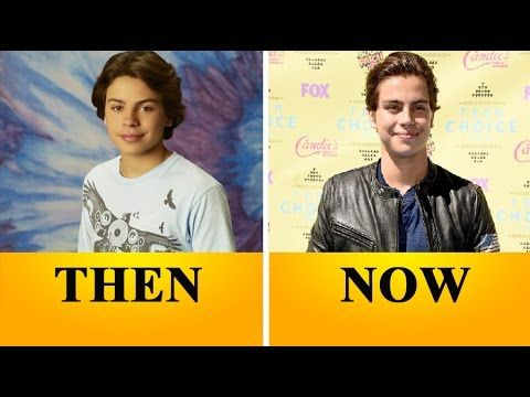 Disney Channel Stars Then and Now 2017