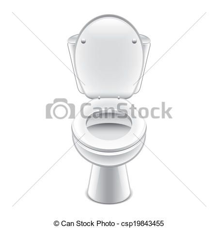 Clipart Vector of Toilet bowl vector illustration   Toilet bowl isolated  on    Search Clip Art  Illustration  Drawings and Vector EPS Graphics Images421 best pictures to draw images on Pinterest   Drawings  Drawing  . Toilet Drawing. Home Design Ideas