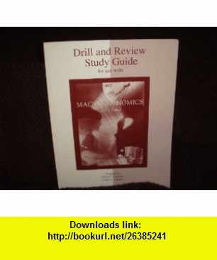 Best 25 macroeconomics study guide ideas on pinterest economics drill and review study guide to accompany macroeconomics 9780256172676 david c colander fandeluxe Image collections