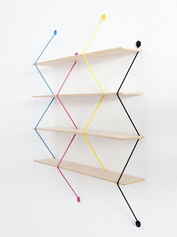Etagères Serpent / Bashko Trybek | AA13 – blog – Inspiration – Design – Architecture – Photographie – Art