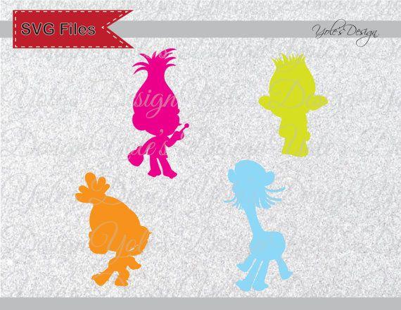 Trolls Characters Princess Poppy