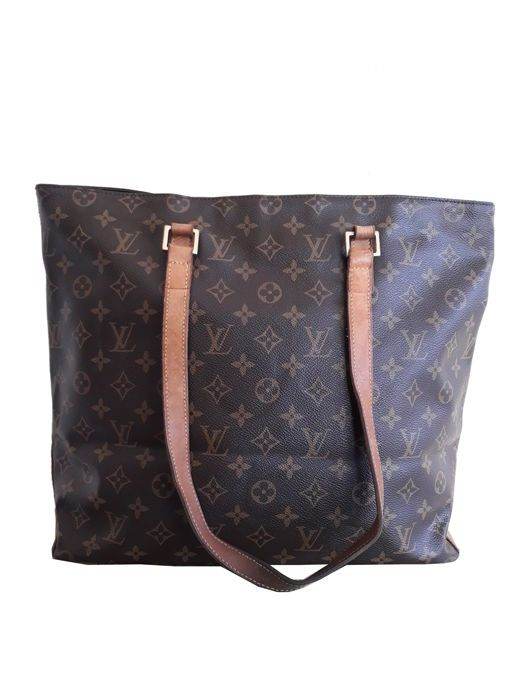 cf060c18d092 Currently at the  Catawiki auctions  Louis Vuitton - Cabas Mezzo Monogram  Handbag