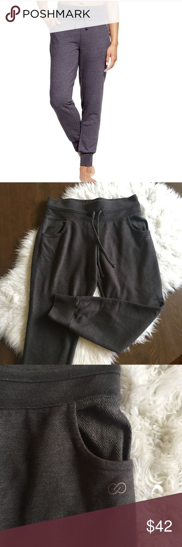 CALIA Carrie Underwood Effortless Sweatpants Grey with drawstring waist. Cuffs at hems. 💫 Smoke free home. Offers are welcome! No trades/holds/modeling requests, please. Bundle multiple items for a discount and only pay for shipping once! CALIA by Carrie Underwood Pants Track Pants & Joggers