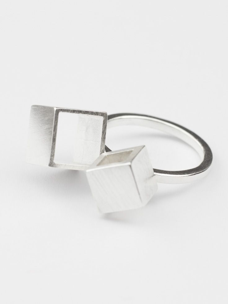 Gr Silberring 925 Silber mit Perle 50 bis Gr 62 zart