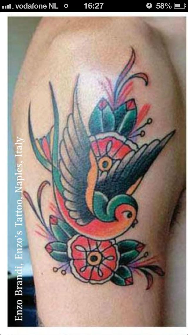 1000 images about swallow tattoo on pinterest for Swallow art tattoo