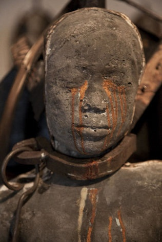 More art relating to the horrific Middle Passage of the Slave Trade (my note: also called The African Genocide)
