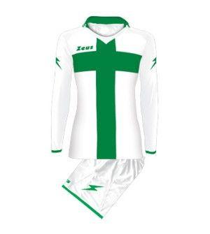 Fehér-Zöld Zeus Croce Keresztes Focimez rugalmas, tartós, sztreccses, kereszt mintázatú, kényelmes, kopásálló, könnyen száradó, erősen magabiztos, rövid ujjú mezzé alakítható a galléros Croce focimez. Egyedi, trendet, tekintély parancsol a keresztes Croce focimez szett. Fehér-Zöld Zeus Croce Keresztes Focimez 3 méretben és további 8 színkombinációban érhető el. - See more at: http://istenisport.hu/termek/feher-zold-zeus-croce-keresztes-focimez/#sthash.EUm2jIoY.dpuf