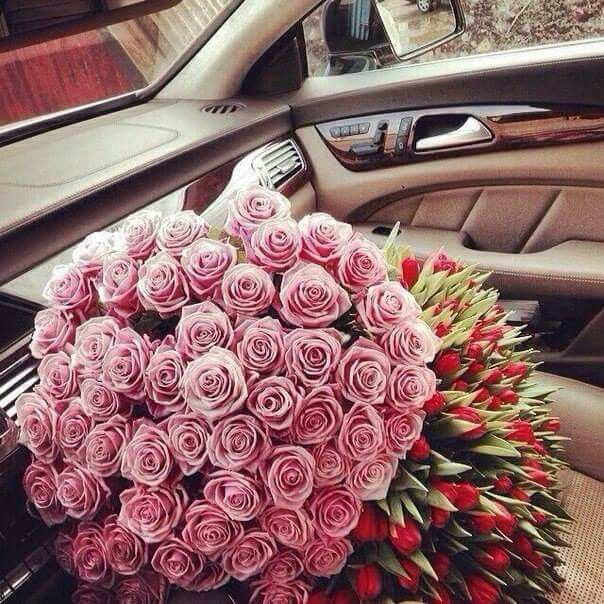 Pink Flowers ♡