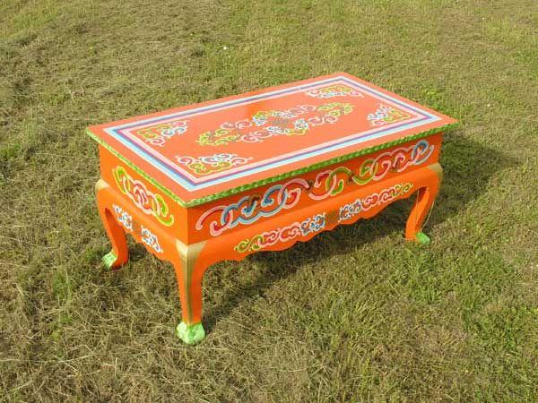 Acheter des meubles traditionnels mongoles - Yourte.com