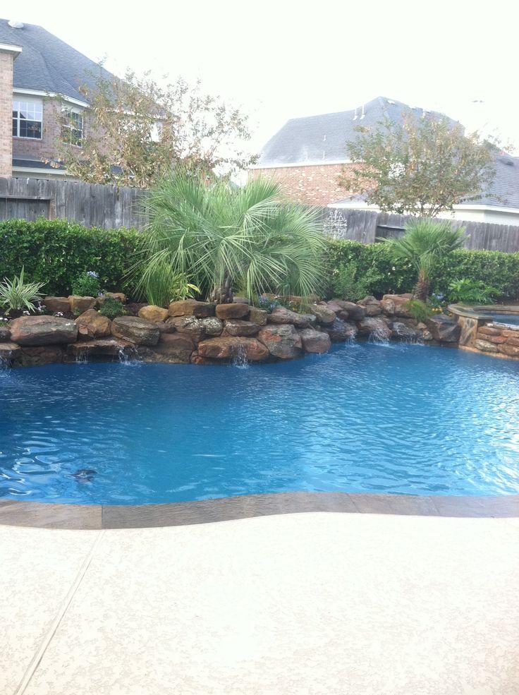 82 Best Pools Spas Images On Pinterest Pool Spa Pool Builders And Pool Plaster