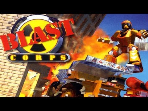 Rare Replay - The Making Of Blast Corps - YouTube | Keep up with the latest show! - twitch.tv/N64GamesKorner  See how dreams of destruction give rise to a cult classic. These videos are unlocked in the 'Rare Revealed' section of the game. #Gaming #VideoGames #Nintendo64 #N64 #Rare