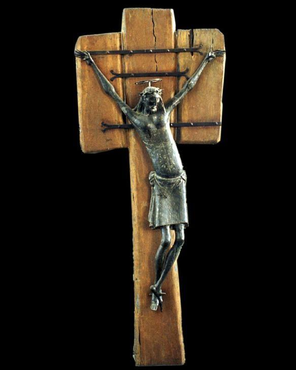 Crocifisso dell'altare maggiore a Monte Grisa
