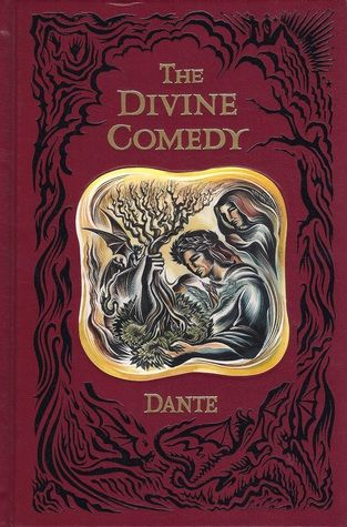 The Divine Comedy / Dante Alighieri  one of the hardest books i've ever read, but also one of the most fascinating