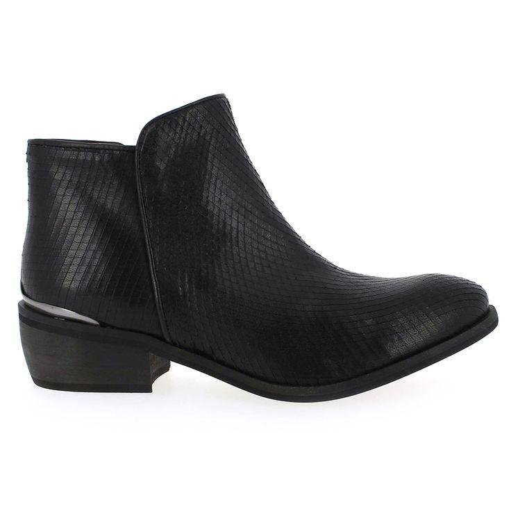 Chaussure Minka HAWA Noir 4531501 pour Femme | JEF Chaussures