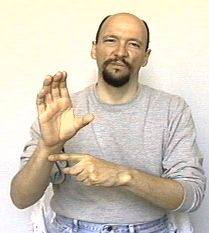 force ASL American Sign Language