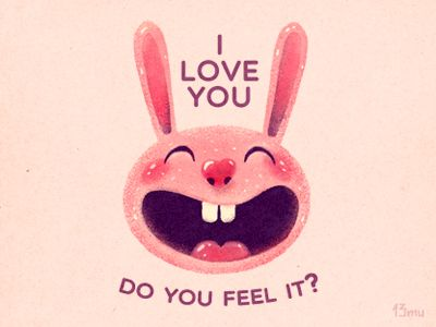 Bunny-with-love