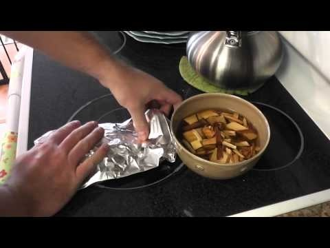 Brinkmann Electric Smoker Wood Chip Preparation.  This is how to prepare wood chips for the Brinkmann electric smoker.  This makes clean-up simple, since the ash remains inside the foil.  I usually throw a fresh pack of wood chips on the smoker hours.  This method enables a small bag of wood chips to last for multiple smoking sessions.  Enjoy and please share this video with others!