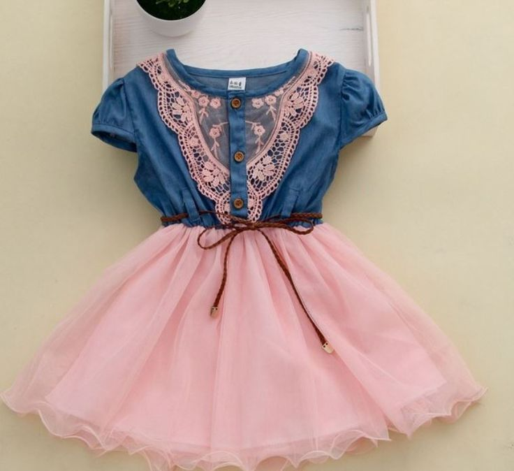 So cute for a birthday dress!!
