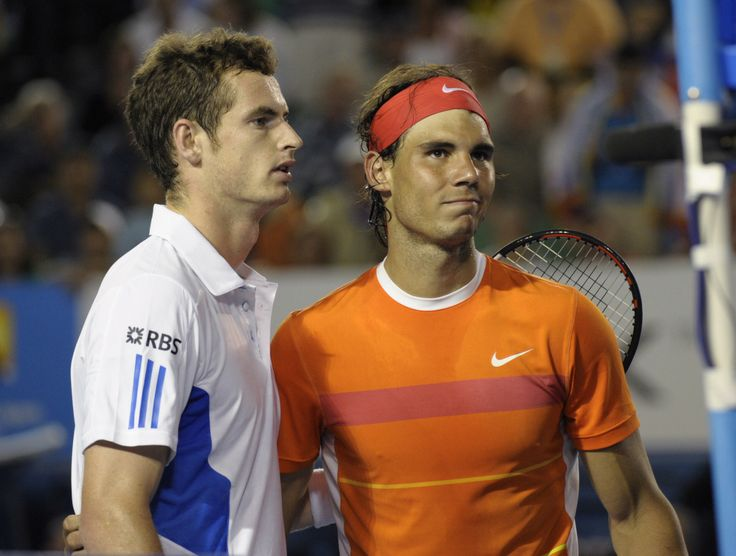 You won't believe this stat about Rafael Nadal, Andy Murray and Grand Slam finals