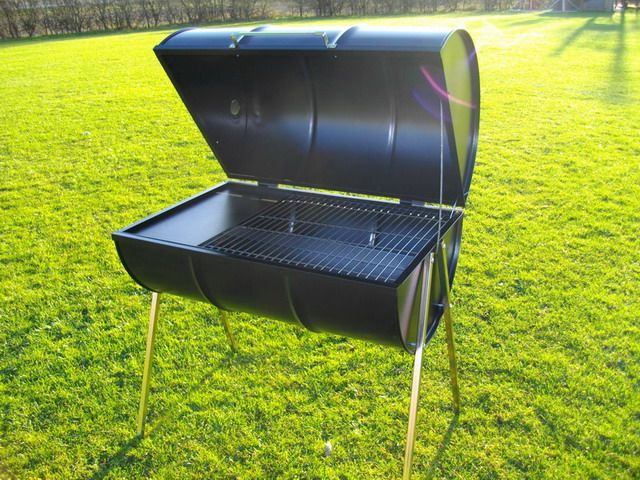 I had one if these by far the best bbq I ever owned. Will build one again soon.