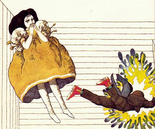 Иллюстратор Friso Henstra.Автор Jay Williams.Страна Голландия.Год издания 1974.Издательство Parents Magazine Press.................................................................