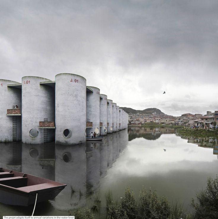 Boris Lefevre . wastewater treatment plant and public baths . CERRO DE PASCO (2)