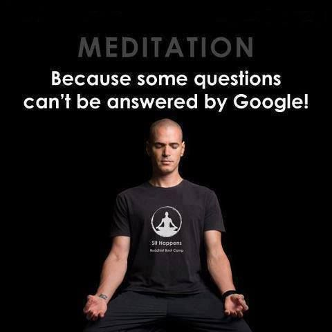 Meditation provides insights Google cannot. And meditation provides ways of dealing with depression other practices cannot. Time to begin exploring them.