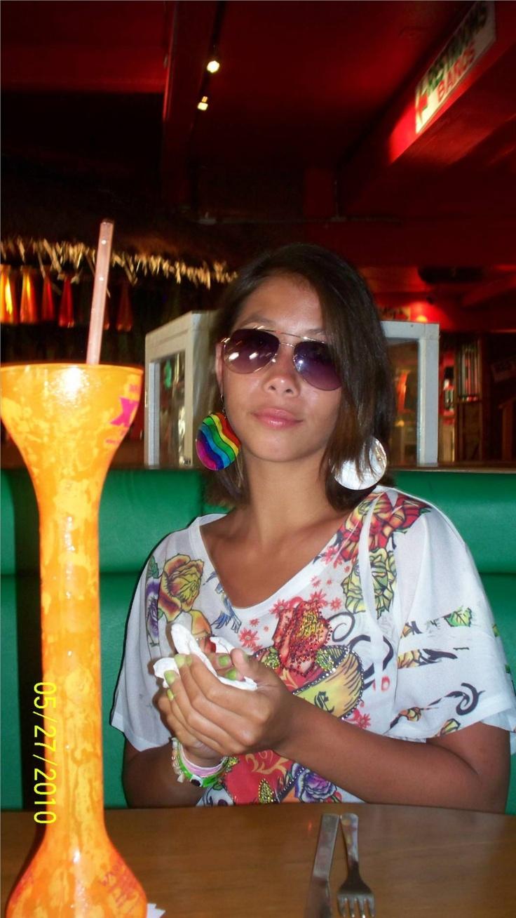granddaughter in cancun