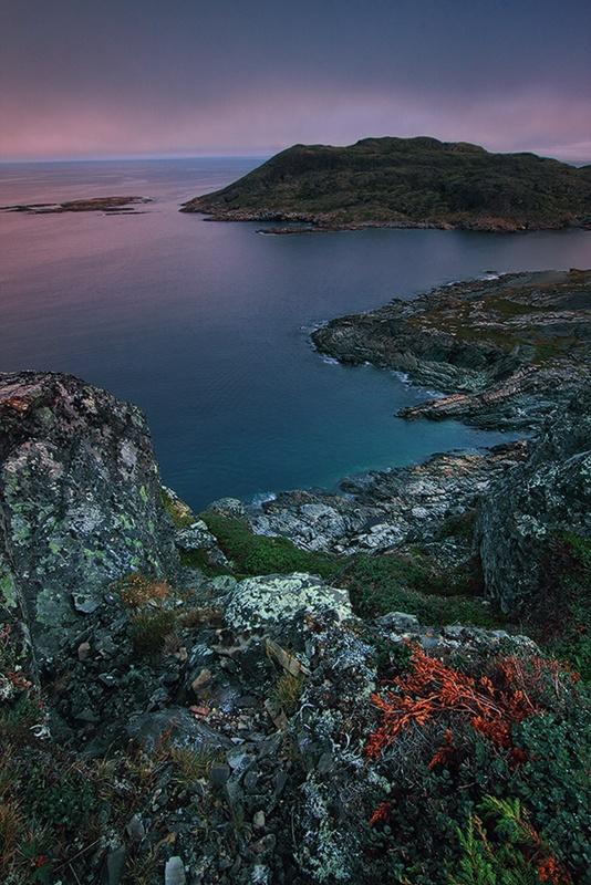Fogo Island, Newfoundland, Canada | via 500px