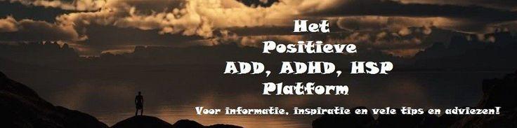 ADD Kenmerken, ADD ADHD HSP