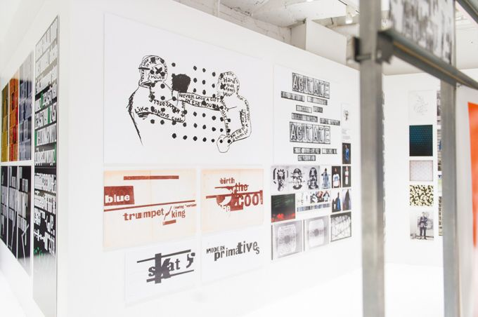 デザイン集団「TOMATO」渋谷で25周年企画展 - アンダーワールド&タイポグラファーの作品群 | ファッションプレス