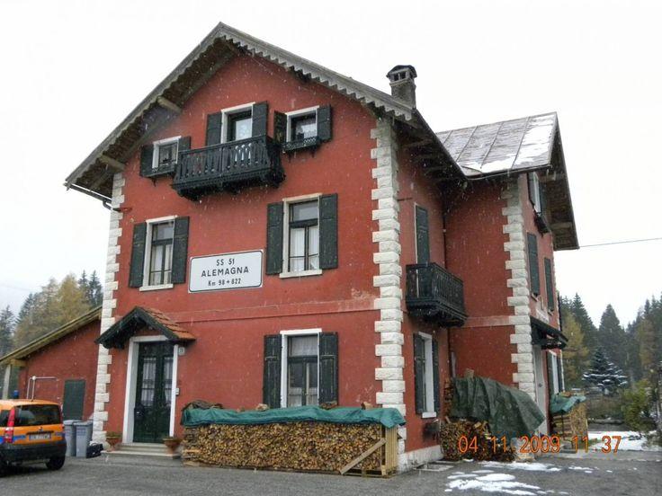 Una nuova vita per le case cantoniere - Il progetto dell'Anas per la riqualificazione degli storici immobili. Obiettivo: il turismo sostenibile