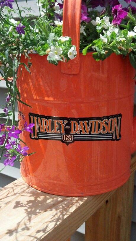 22 best harley outdoor decorations images on pinterest for Decoration maison harley davidson