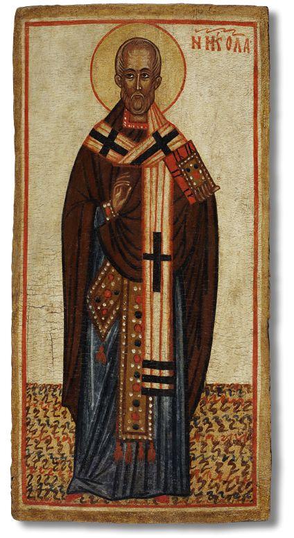 72 Святой Николай архиепископ Мирликийский